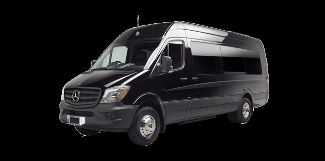 DC Limo Sprinter Vans